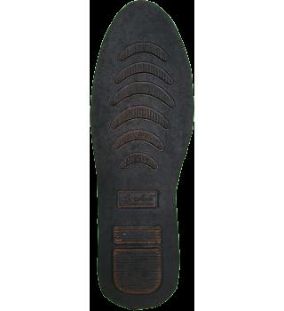 sol alas sepatu sandal karet 38